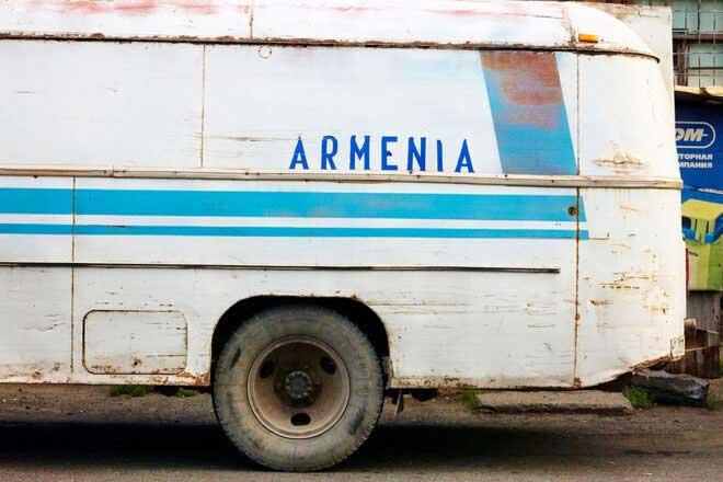 Armenia by Karineh Gurjian