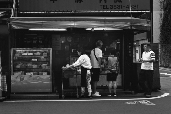 Higashi Ueno Friendship Market Now by Yoshitaka Masuda