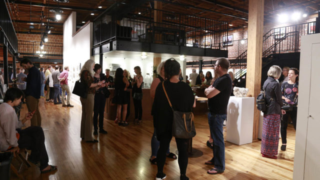 Size Matters Juried Exhibition