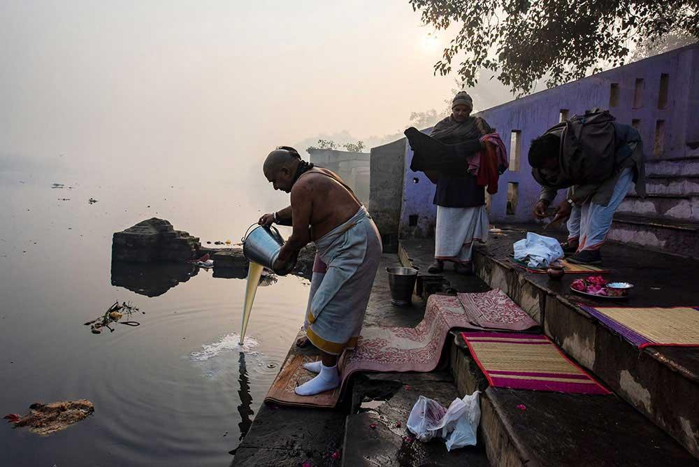 Death flows, hope floats, life flies | Sankar Sridhar