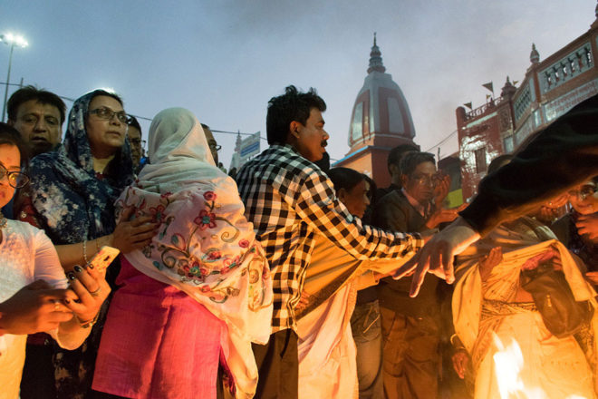 Haridwar – Sacred City by Arup Biswas