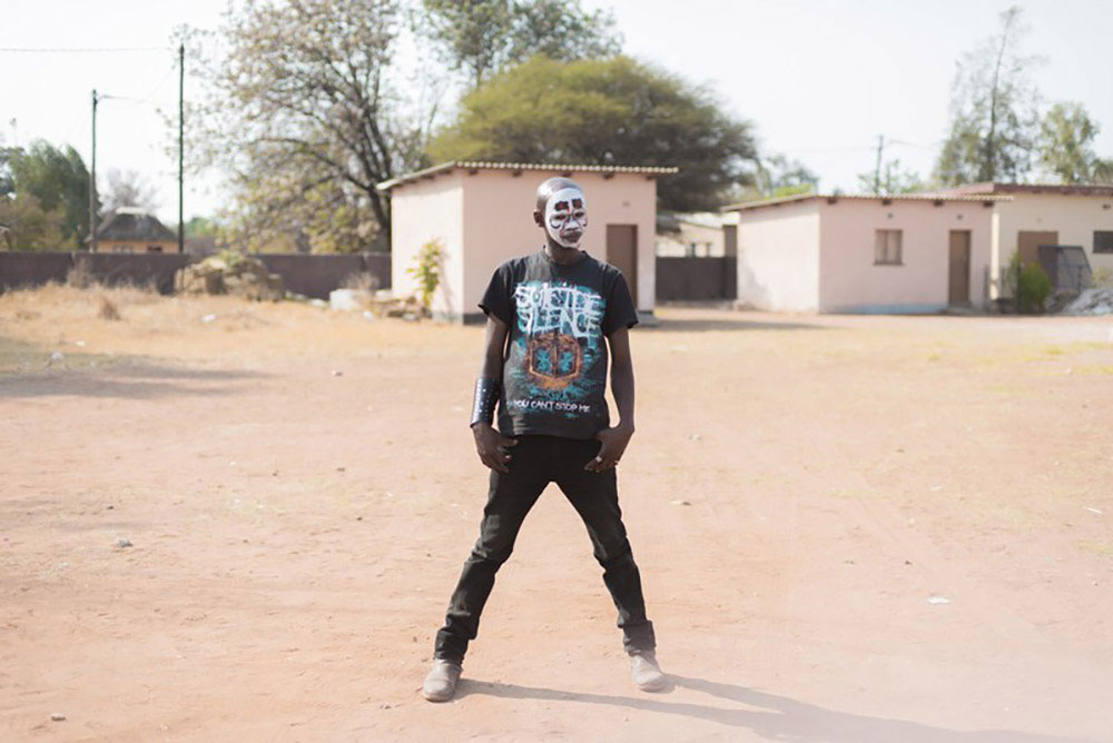 Metalheads of Botswana | Frank Trimbos