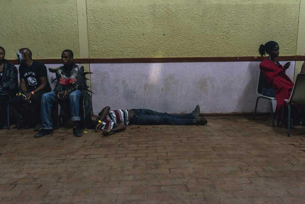 Metalheads of Botswana | Frank Trimbos