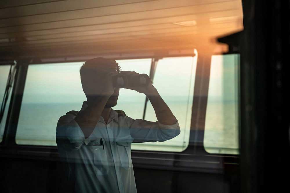 Giro di Bitta - Youth on cargo ship | Gianluca Micheletti