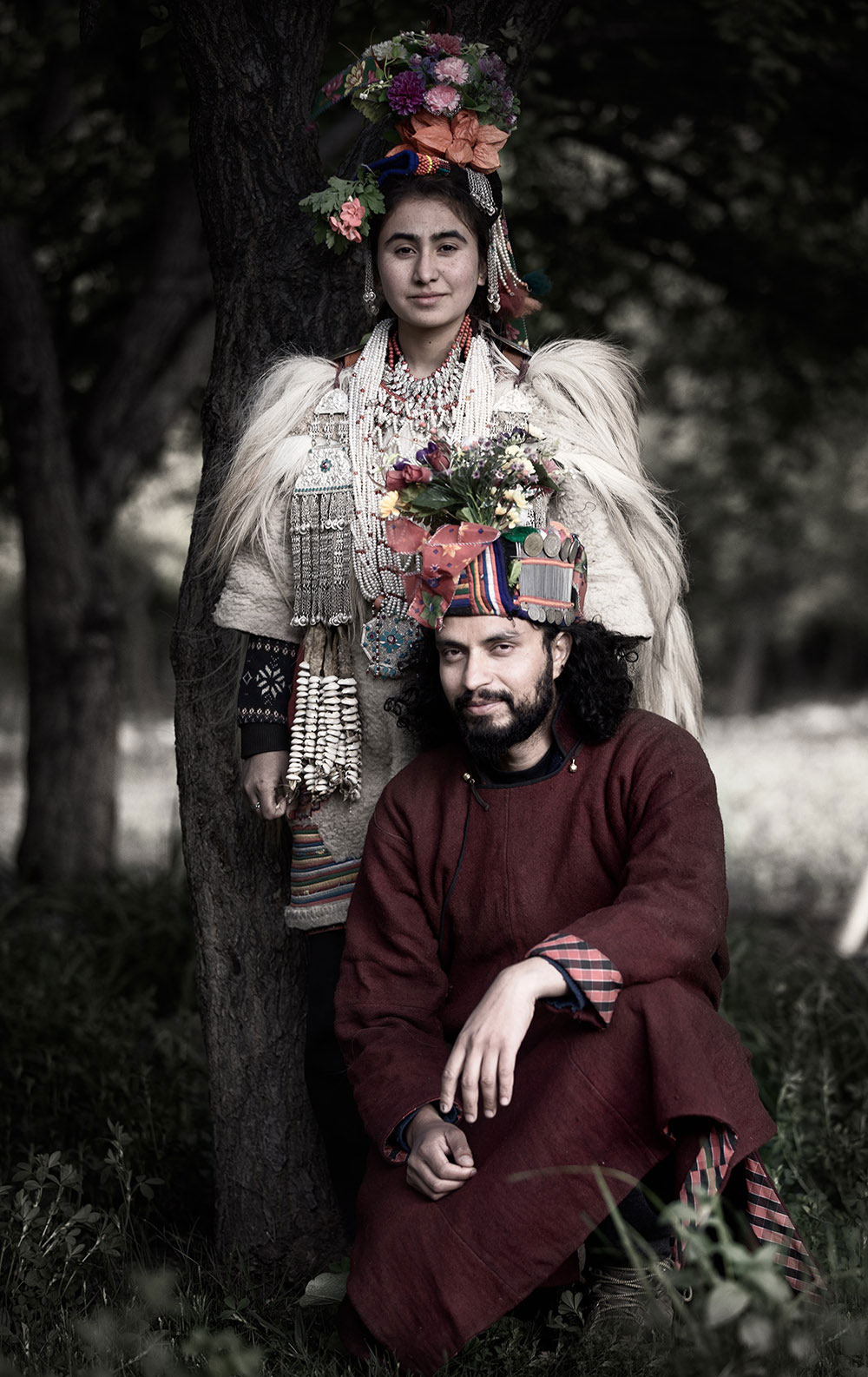 The dark tribe | Aga Szydlik