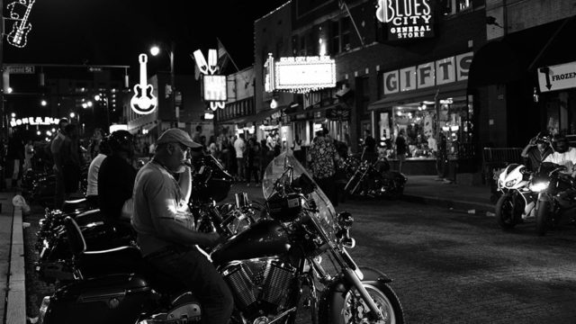 New Orleans to Nashville by Benjamin Angel