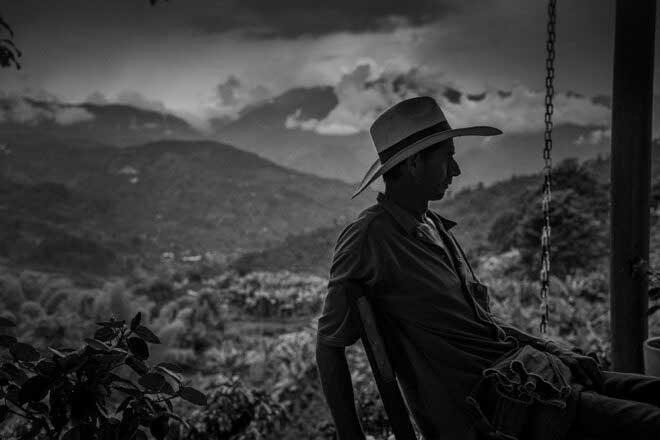 The photography of Oscar Daniel Mendoza