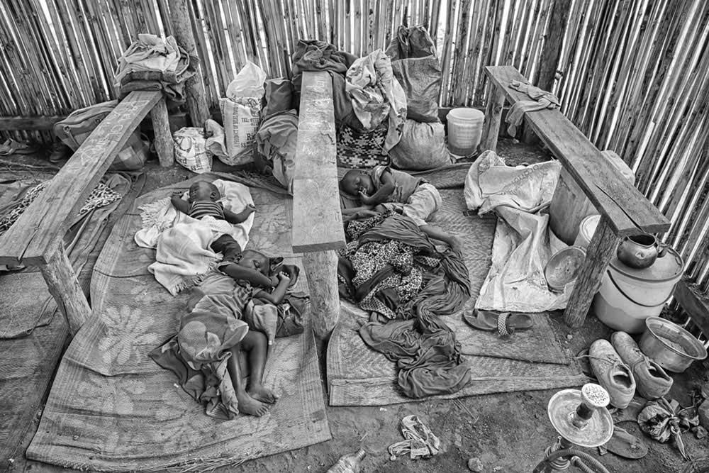 Displaced | Nektarios Markogiannis
