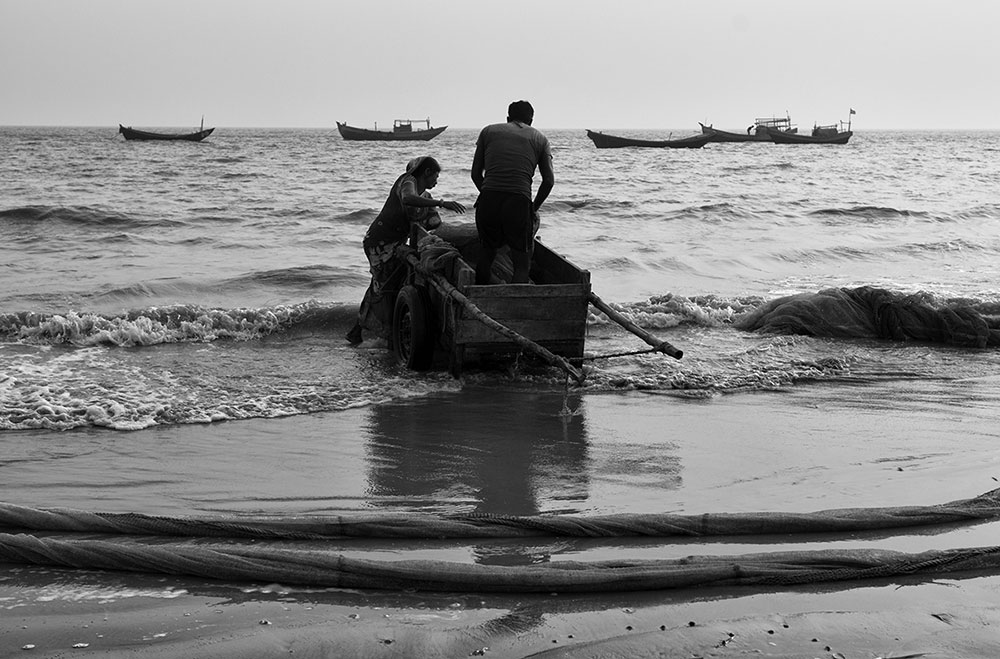 Fishing Activity | Kaushik Dolui
