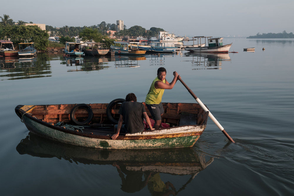 Fishermen of Guanabara Bay | Andrew Christian