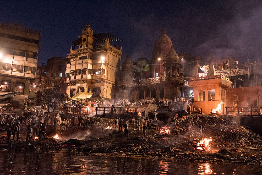 Varanasi- Life, Ashes and Heaven By Abhijit Bose