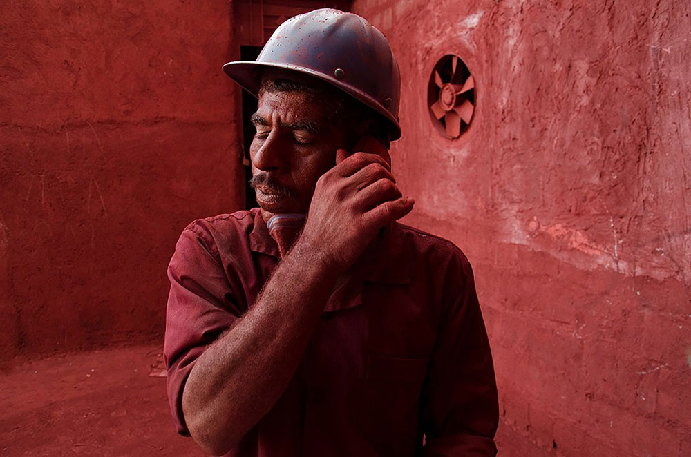 Ali Hashem Daily Work | Mehdi Nazari