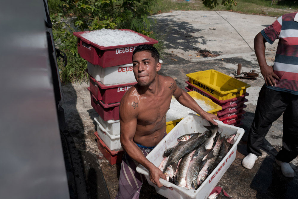 Fishermen of Guanabara Bay | Andrew Christian