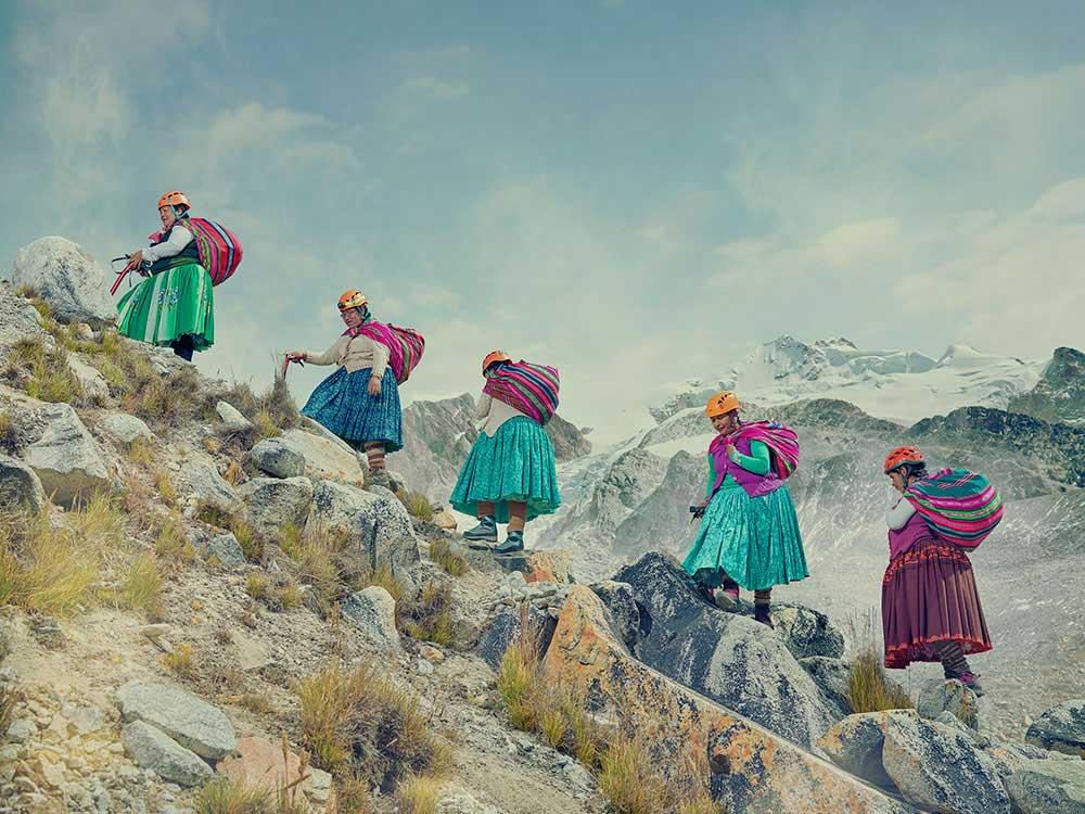 Climbing Cholitas | Todd Antony
