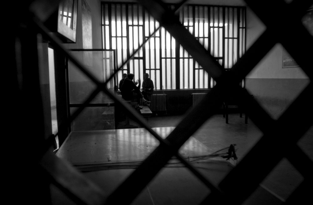 The Solitude in Prision | Riccardo Sanesi