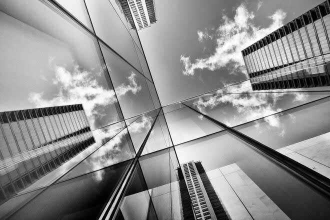 Skyscraper Magic by Steve Geer