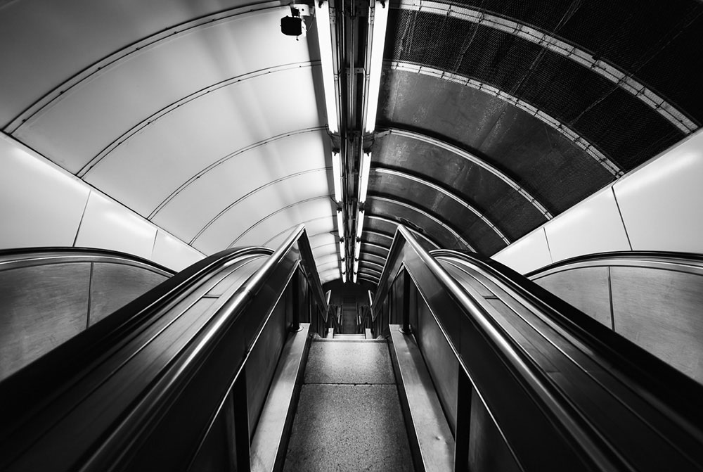 London Underground | Katherine Young