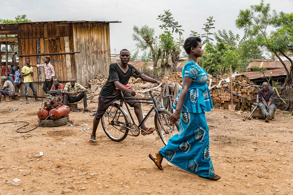 The Road from Bujumbura | William Bullard