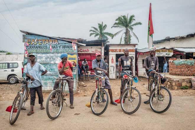 The Road from Bujumbura by William Bullard
