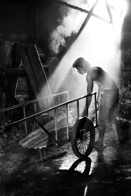 Charcoal; A dying trade in Malaysia by Grace Pui Wan Ho