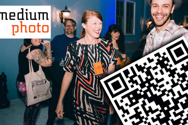 Medium Photo Festival: Dodho Magazine Will Be Distributing QR Codes For The Latest 09 Edition