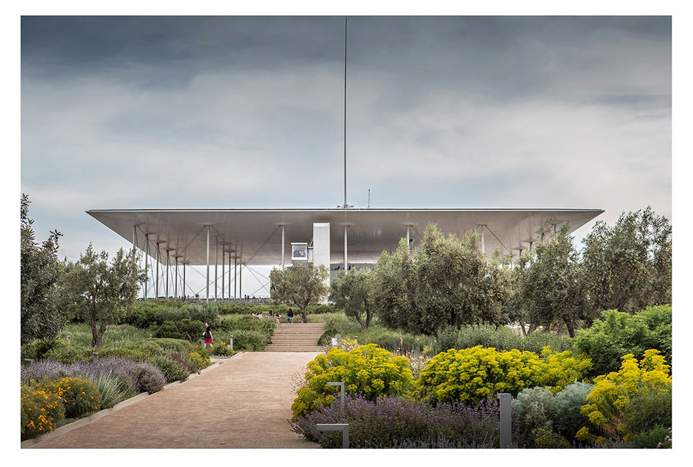 SNFCC by Renzo Piano Building Workshop, Athens, Caitlin Turner