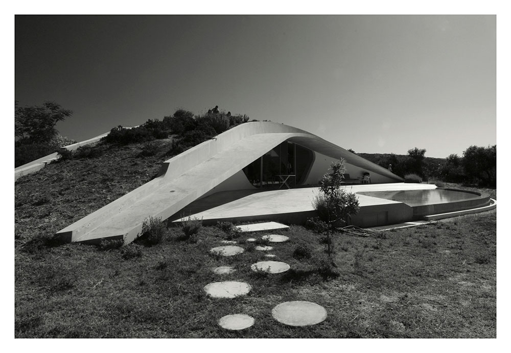Ypsilon House by LASSA Architects, Finikounda Peloponnese, Sam Richwine