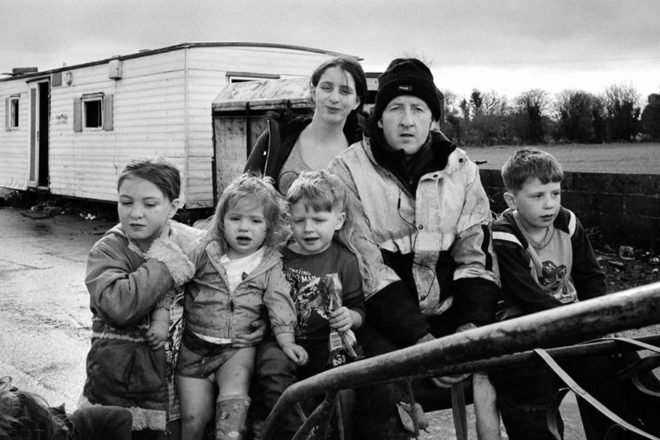 The Irish Travellers by Håkan Strand