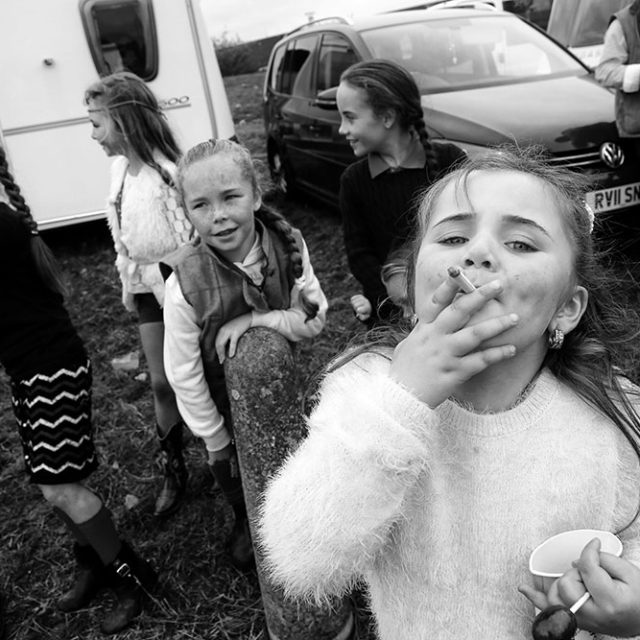Irish Travellers by Jamie Johnson
