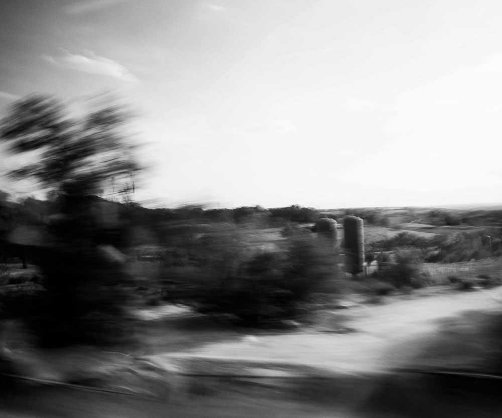 Highspeed Landscape | Fran Villalba