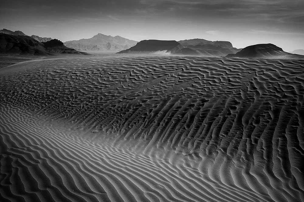 Shadows of silence | BasimGhomorlou