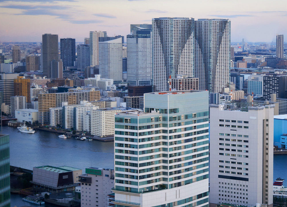 Skyscrapers : The View of the Tokyo's Subcenter by Masuda Yoshitaka