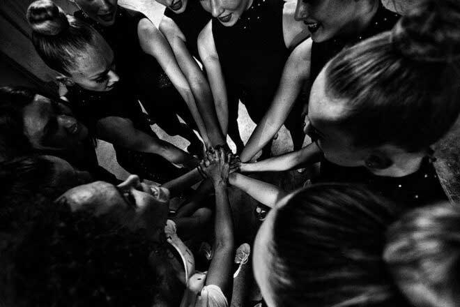 Women's sport by Sergio Ferreira