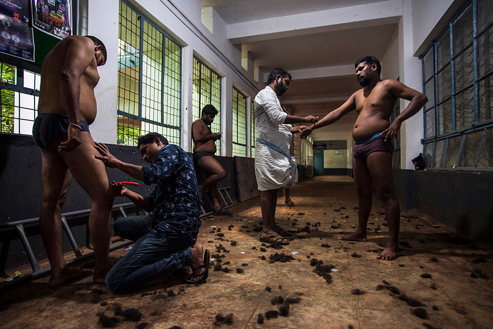 Pulikali - a folk art of Kerala | Rishi Devarajan