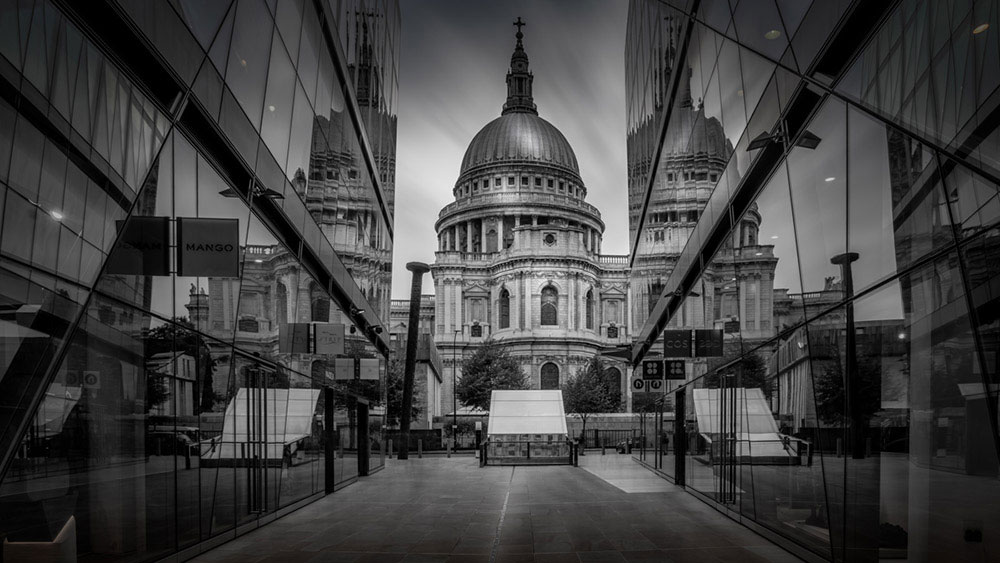London in Black and White | Rene Siebring