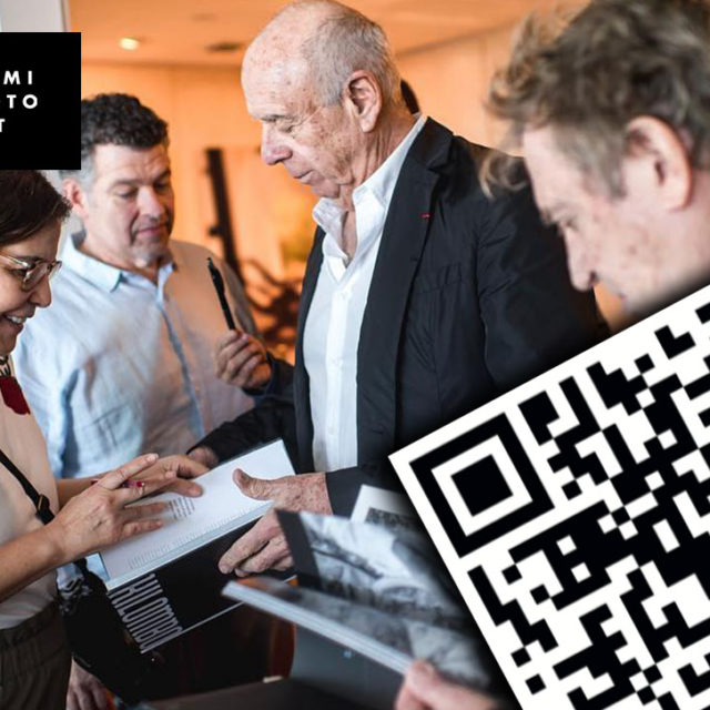 Scan The QR Code & Get Dodho's Latest 09 Edition From Miami Photo Fest's Dossiers
