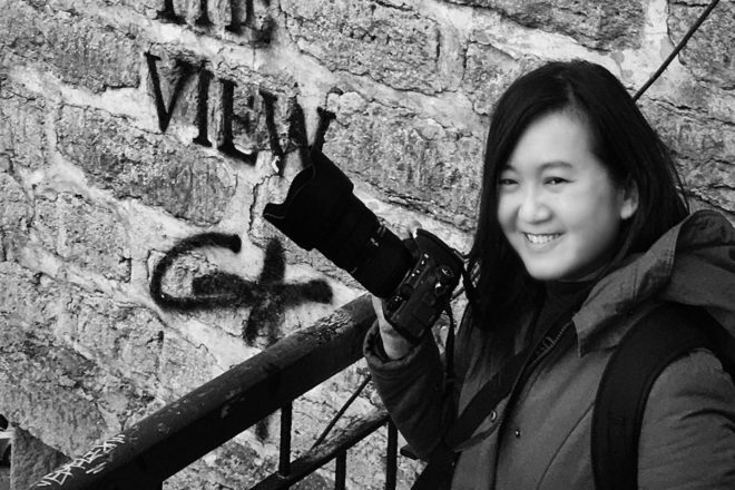 Interview with Grace Ho Pui Wan ; Finalist in our Black & White 2019