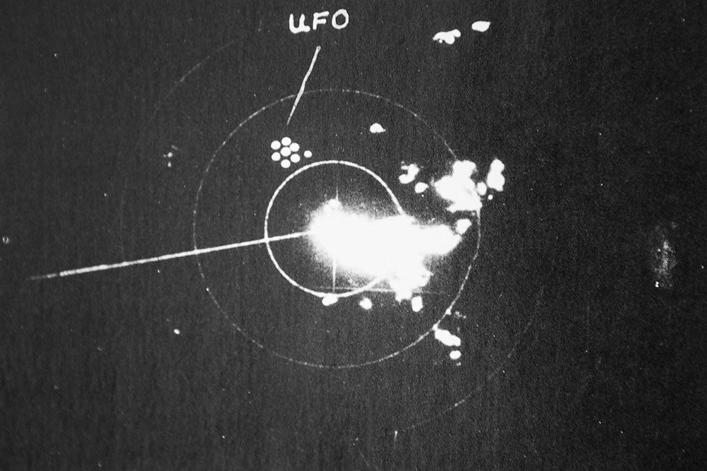 UFO: Un-identified by Annick Donkers