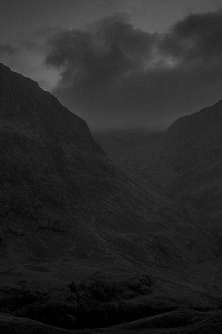 Scottish Highlands : Darksome by Michael O. Snyder