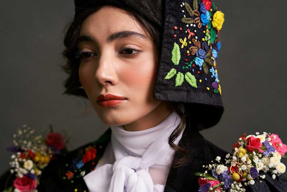 Photoshoot : Le Cri Silencieux by Peyman Naderi