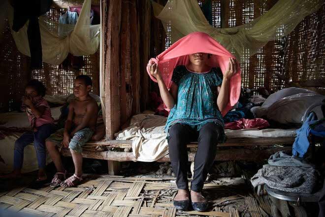 Papua New Guinea : Sanguma by Kristina Steiner