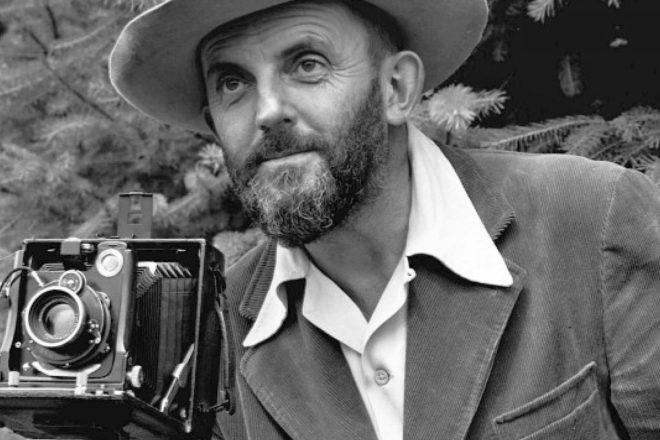 Ansel Adams: Reinventing the grayscale