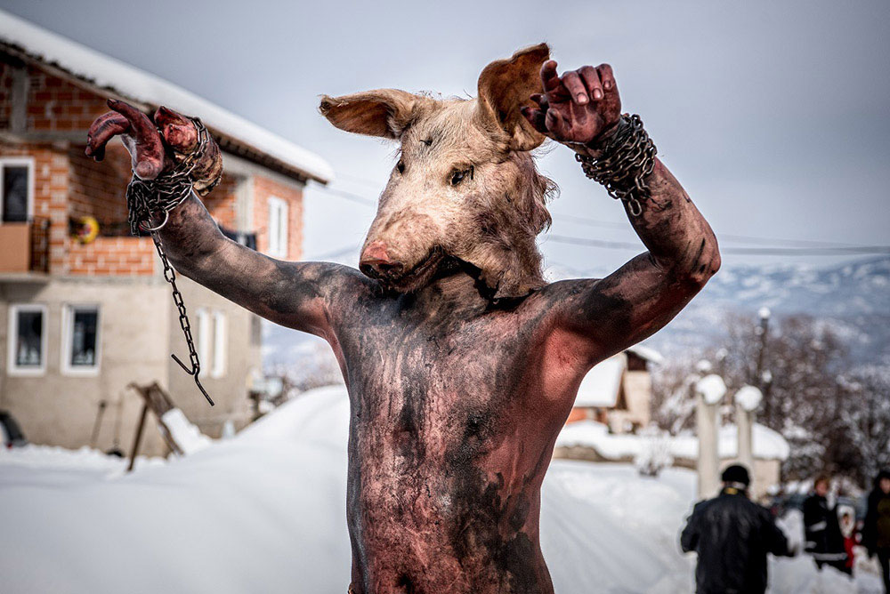 Vevchanski Carnival- Synonym for culture and tradition by Biljana Jurukovski