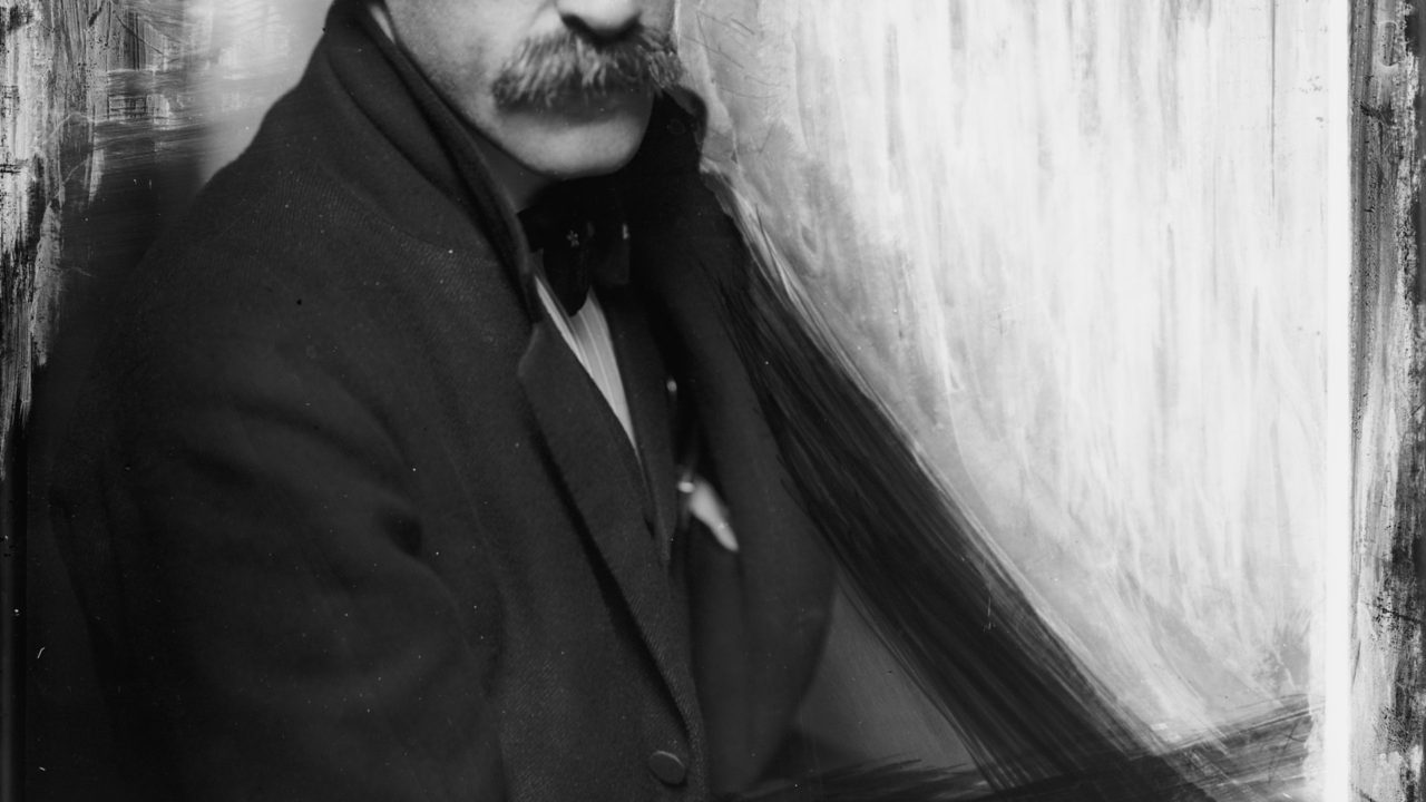 Alfred Stieglitz: The man who made photography an artistic gesture