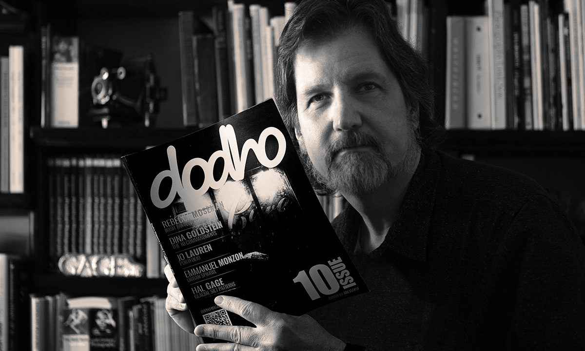 Interview with Hal Gage; Published in our print edition #10