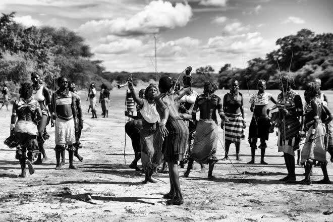 Ethiopia; Ebony by Adriana Miani
