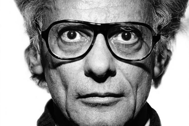 Richard Avedon: The beauty of simplicity