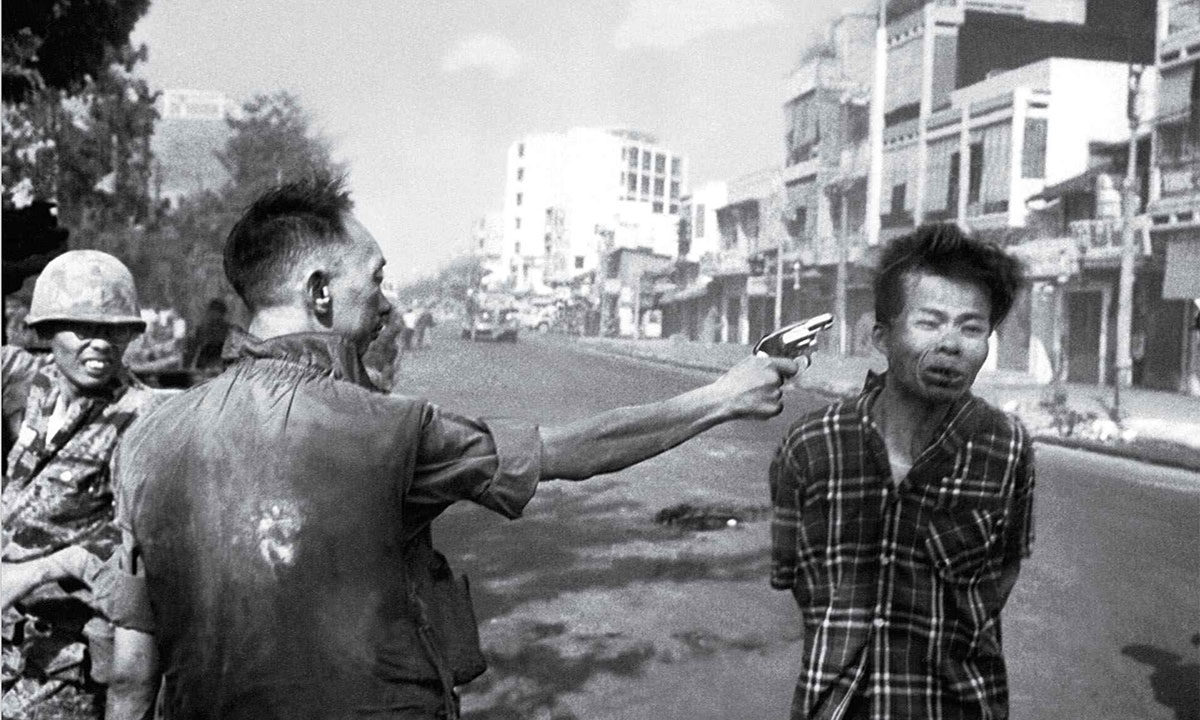 Eddie Adams' Saigon Execution: The two sides of a war, captured in one single image