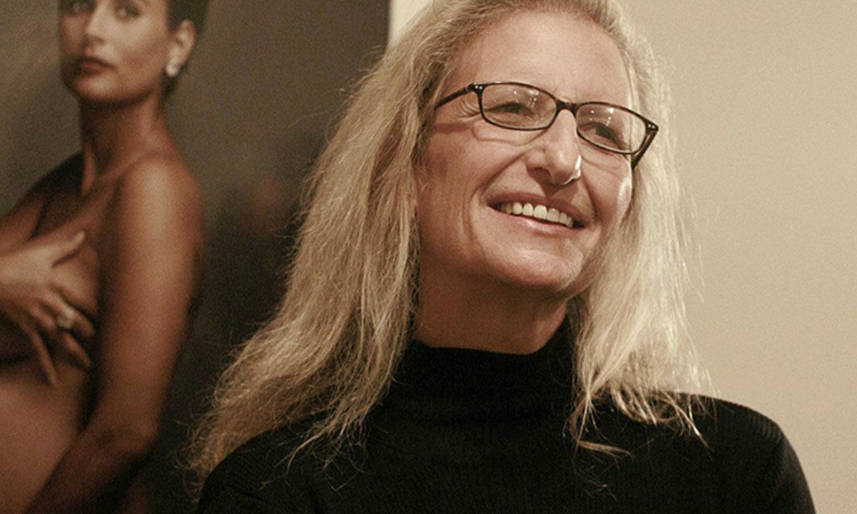 Annie Leibovitz: Photographer of a wild and glamorous America