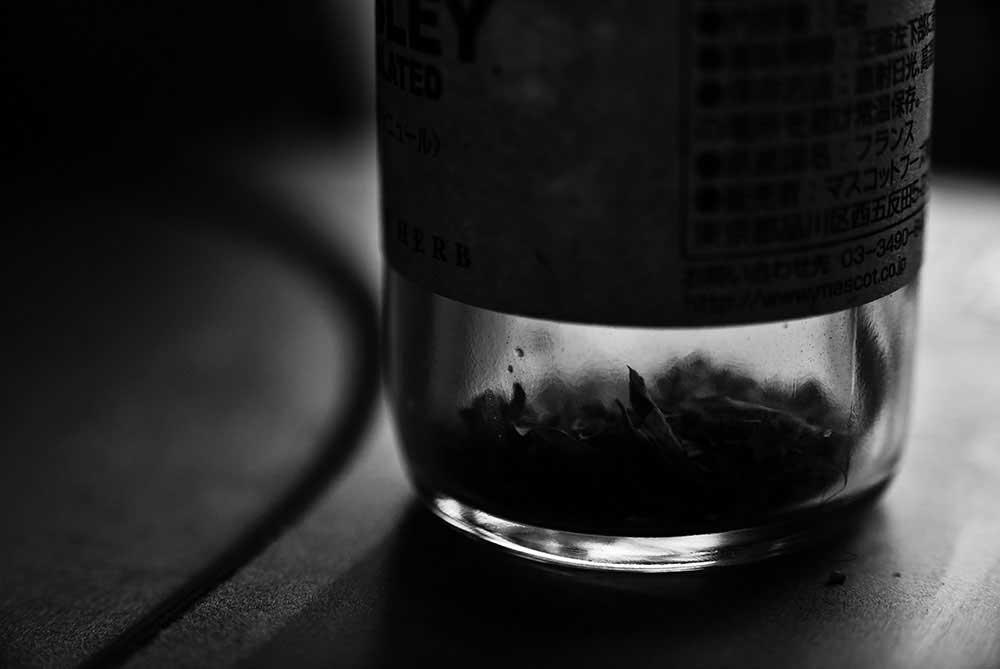 The murky corners of the human soul by Alex Lobo